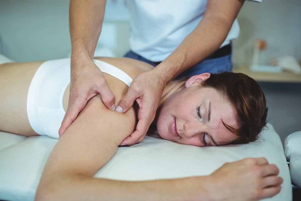 Osteopathic Treatment for shoulders
