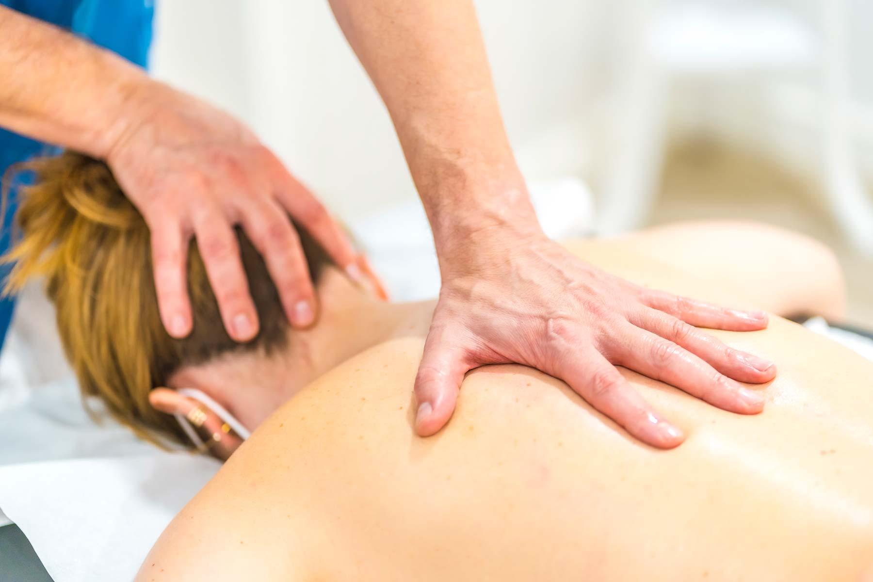 Osteopathic Treatment Massage