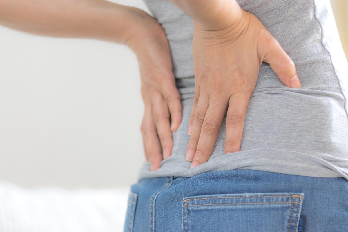 causes of low back pain