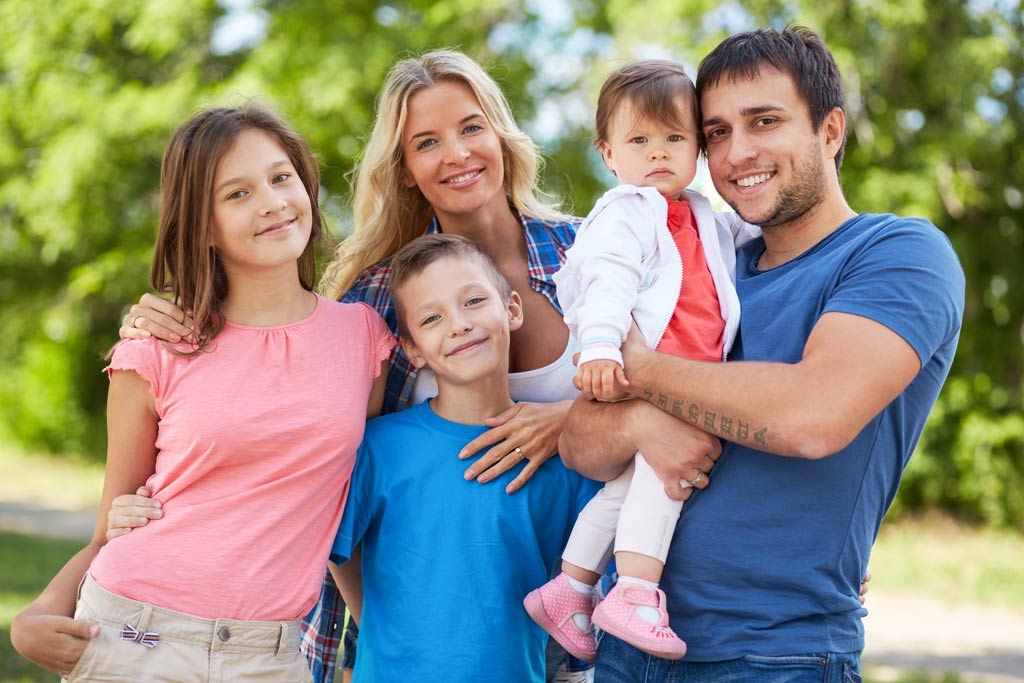 Osteopathy for the whole family
