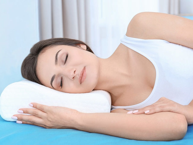 orthopedic pillow for your sleeping position
