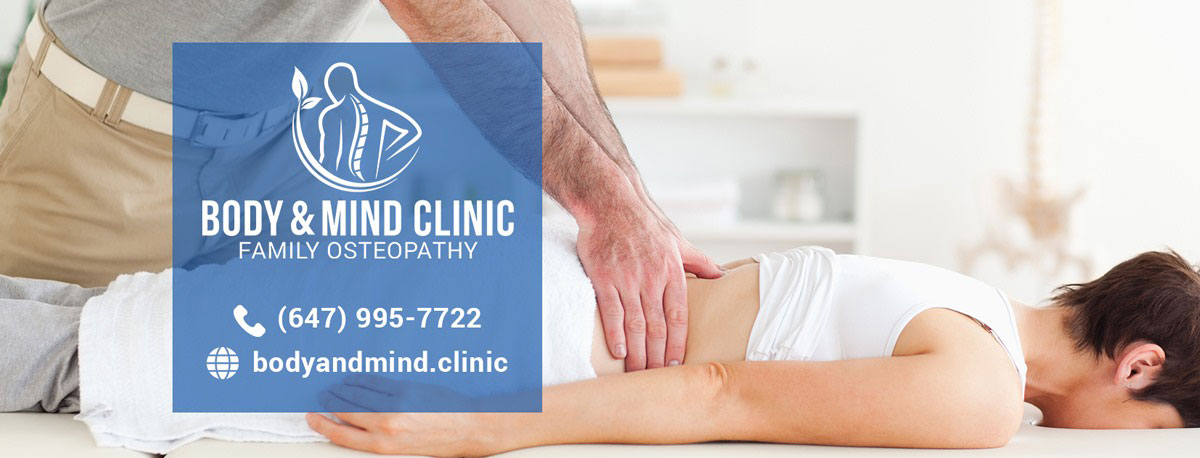 Contact Body & Mind Osteopathic Clinic in Toronto